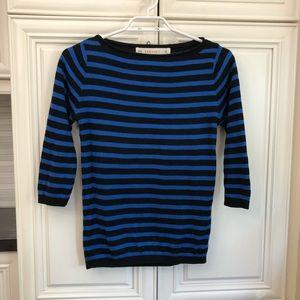 Soft Zara Knit striped sweater